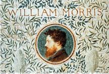 William Morris / 1834-1896 Engels ontwerper, schrijver, dichter en handwerksman.