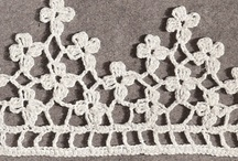 Vintage crochet afb.