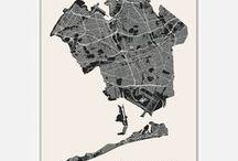 Maps / by Steph Valencia