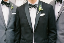 Grooms / Attire for the Groom and Groomsmen.