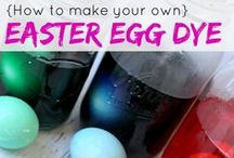 Easter Crafts / Find the best Easter Crafts for Kids and Adults, Everything you can DIY for Easter + Easter Recipes + Decor, Easter Deals and more. How to Dye Easter Eggs, Easter Bunny Hacks, and FUN Dessert Recipes and Ideas!