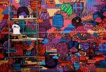 { Toz Street Art } / Graffiteiro e artista plástico, Toz é uma dos mais promissores talentos da arte contemporânea carioca. #street #art #graffiti https://www.facebook.com/pages/Toz/110015029028723?fref=ts