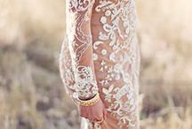 Wedding Gowns / Gorgeous gowns to inspire your dress design and style