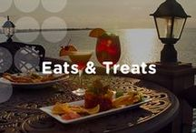 USA Eats & Treats / Wine and dine your way across the USA. Whether it is Southern BBQ or Oregon bounty, discover the flavors of the USA with this gourmet guide. / by Visit The USA