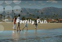 Family Fun / Discover America with your family. Whether it is riding the roller coasters, going sight seeing, watching baseball, exploring aquariums or just relaxing, the United States offers countless opportunities to build memories with your loved ones.  / by Visit The USA