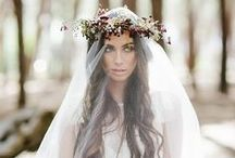 Veils / Head pieces and accessories to finish off your bridal look