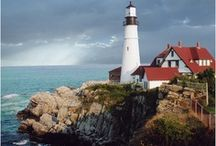 Lighthouses / by Melissa Anderson