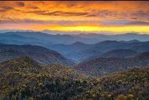 Why I Love Calling North Carolina Home / Beautiful from the Mountains to the Sea....And It's In The South Which Makes It Just Perfect... / by Sylvia Draughn