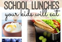 Back to School Deals / Back to School Deals, Recipes, and DIY Hacks for Your Kids! Preschool, Elementary, Kindergarden, High School, Middle School and College Ideas and How to Save the most Money! Plus School Lunch Box Ideas and More! / by Heather @PassionForSavings
