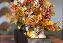 Thanksgiving Crafts / View all of my favorite Thanksgiving Crafts, Autumn Decorations, Easy Fall Decor, DIY Projects, and Holiday Hacks in one place. Simple and Quick Table Decorations and Last Minute Ideas for Thanksgiving! Check out PassionForSavings.com for more ideas each week!  / by Heather @PassionForSavings