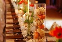 Thanksgiving Decor Ideas / Great Ideas for Decorating for Thanksgiving and Fall. Find more ideas at PassionForSavings.com each week.  / by Passion For Savings
