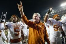 Texas: Where Football is a Religion / There is very little, if anything, that reigns over football. / by Sharon Awbrey