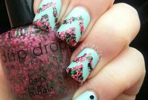 Beginnails Nail Art / Beginnails nail creations