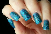 Beginnails nail swatches / nail swatch, swatching, nails, nail polish, nail lacquer