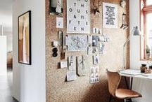 Office Decor / Cubicle and Office Decor Ideas and Inspiration.
