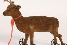 prim folk animals/toys