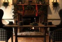 prim hearth/fireplace