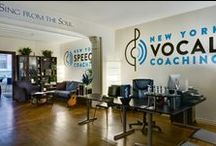 New York Vocal Coaching Studio Photos / Photos of New York Vocal Coaching's Midtown Manhattan Studio.