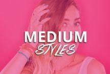 Medium Styles / by Garnier USA