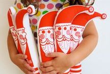 Gifts For Kids / OMHG Gift Guide for Kids. Handcrafted details, clever construction and plenty of imaginative play. Read more here: http://ohmyhandmade.com/2014/omhg/oh-my-gift-guide-kids/ / by Marisa @ Omiyage