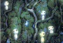 hayao miyazaki / studio ghibli