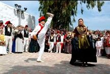 west european cultures and dance