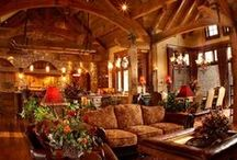 Luxury Home Designs / Pins of our favorite interior decorations or sophisticated home furnishings.