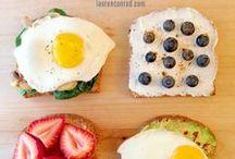 Lekkie śniadania / by Fresh Plate