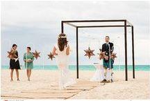 Royal Hideaway Playacar / Wedding photos taken at the Royal Hideaway Playacar
