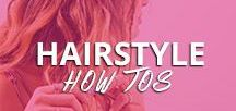 Hairstyle How-Tos / From updos to everyday waves, Garnier is teaching you how to create the coolest new hairstyles in simple step by step tutorials.  Time to switch up your routine and try something new with your hair!