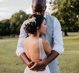 Tall groom wedding photography
