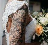 Tattooed brides & grooms