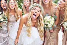BRIDESMAID PHOTO IDEAS // WEDDING
