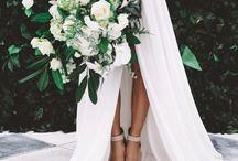 BRIDAL PORTRAIT IDEAS // WEDDINGS