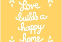[home love] / by Sarah Elizabeth