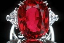 Rubies - Red Hot in July! / All about the ruby, July's birthstone.