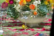 〰Butterfly Linens: the greens / Linens and textiles to create beautiful events