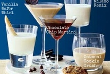 Recipes..Drinks / by Theresa Schader