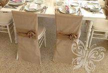〰Butterfly Linens: Organic Jute and linen