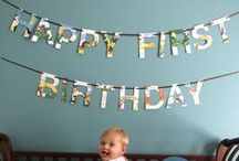 Turning ONE! / by Lucy Simons