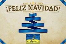 Felicitaciones Navidad Carretilla / Una recopilación de las felicitaciones más emotivas enviadas por nuestros fans
