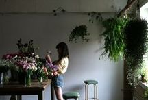 a florist to be?