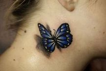 Butterfly Tattoo / Butterfly tattoos Ideas, Designs, and Meaning