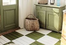 Cottage Style / cottage decor, farmhouse, home decor / by Amy Chalmers of Maison Decor Interiors