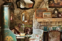 ~Home Decor & Style~ / There's no place like home. / by Julie Noble/Inspired Home Cooking