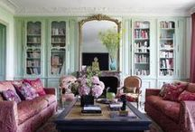 House: Living Room / A room for living. Genius! / by Grace Williams