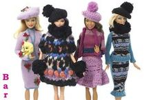 Fun | Barbie-licious / Barbie dolls I love, want to buy, or own, plus the coolest Barbie-inspired magazine editorials.