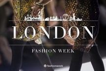 Fashion Week | London Fashion Week / My London Fashion Week - a look at the incredible fashion, style and trends coming out of London. Here you will find my favourite runway shots, street style inspiration, and some of my favourite trends.