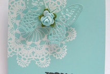 Doily/Medallion / Designs that would work well with the Doily or Medallion stamps.