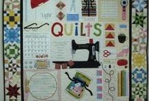 Quilting / by Cassie Denice Blankenship
